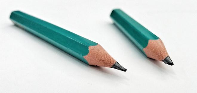 Green Pencils